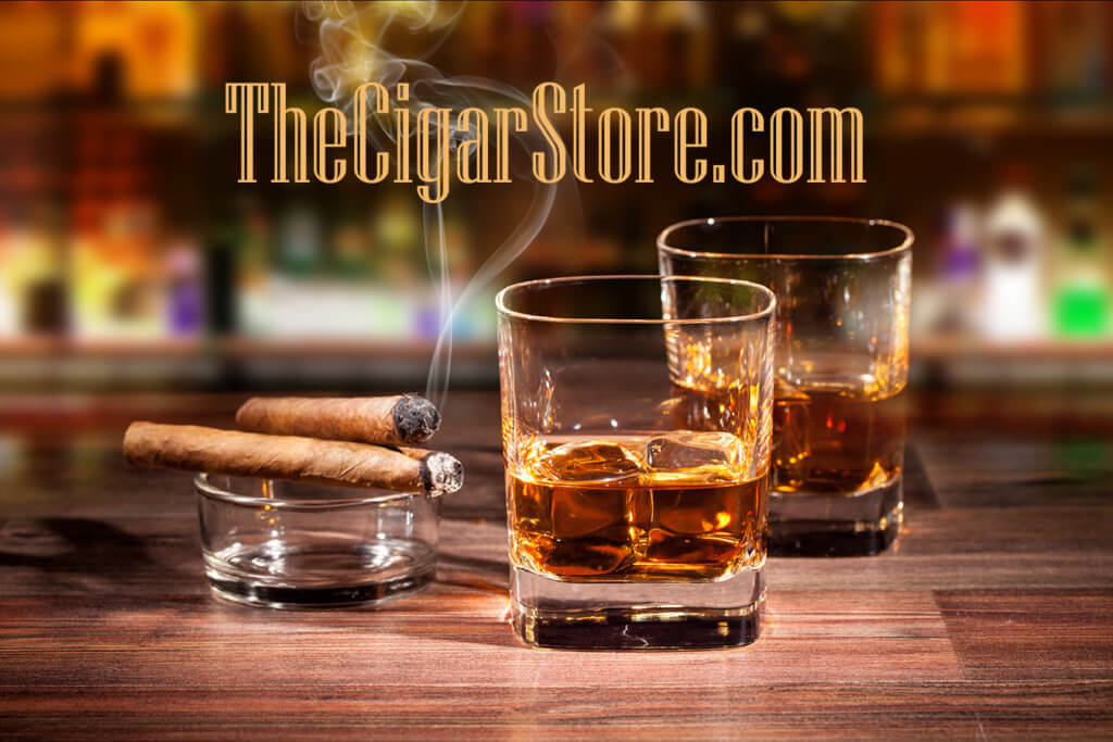 The Cigar Store and Scotch