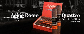 Aging Room Quattro Nicaragua Cigars