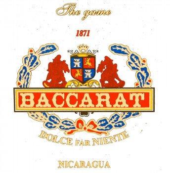 Baccarat Nicaragua Cigars
