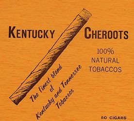 Kentucky Cheroots Cigars
