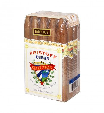 Kristoff Cuban Selection Cigars