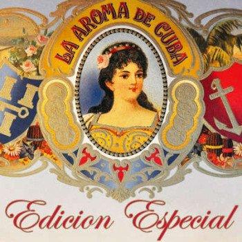 La Aroma de Cuba Edicion Especial Cigars