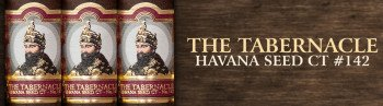 The Tabernacle Havana Seed CT #142 Cigars