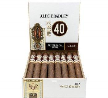 Alec Bradley Project 40 Toro Maduro