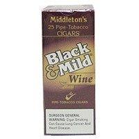 Black & Mild Wine Upright