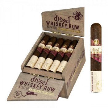 Diesel Whiskey Row PX Sherry Cask Aged Robusto