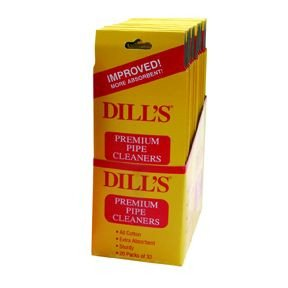 Dill's Regular Pipe Cleaners