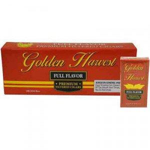 Golden Harvest Filtered Cigars Full Flavor
