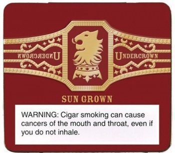 Liga Undercrown Sun Grown Coronet