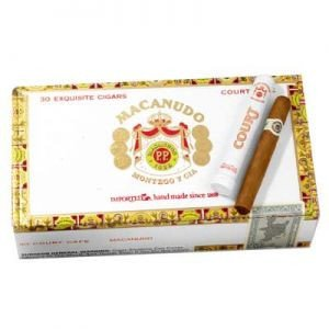Macanudo Court Cafe Tubes