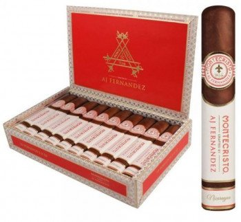 Montecristo Crafted By A. J. Fernandez Corona