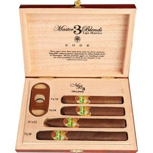 Oliva Master Blends 3 Sampler