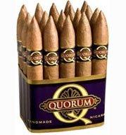 Quorum Shade Grown Torpedo