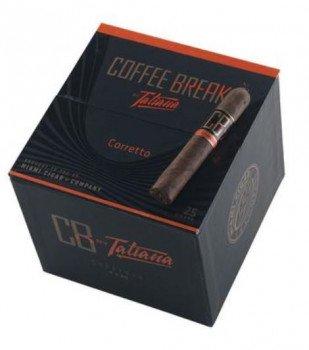 Tatiana Coffee Break Cuarenta Corretto