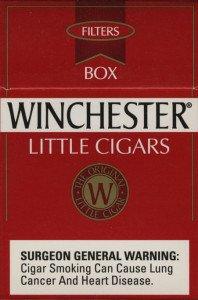 Winchester Little Cigars Box