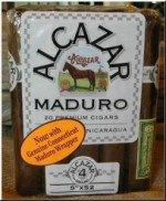 Alcazar No. 4 Maduro