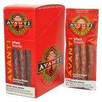 Avanti Foil Red 10 Packs of 3 Cigars Each