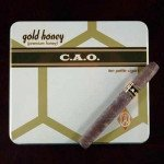 CAO Gold Honey Petite Cigarillos