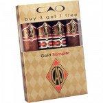 CAO Gold Sampler