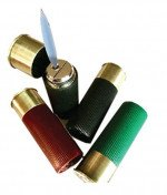 Csonka Shotgun Shell Jet Torch Lighter Assorted Colors based on what is in stock