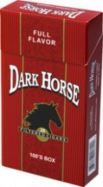 Dark Horse Filtered Cigars Full Flavor