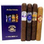 Diamond Crown Royal Collection 4 Cigar Sampler