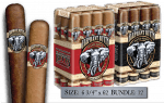 Elephant Butts Gordo Grande Natural