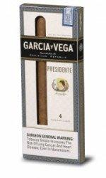 Garcia y Vega Presidente Pack