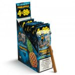 Good Times 4Ks Cigarillos Pineapple - 15 packs of 4