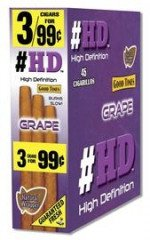 Good Times Cigarillos #HD Grape