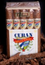 Kristoff Cuban Selection Viajantes