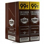 Swisher Sweets Cigarillos Chocolate