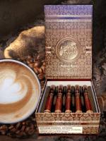 The House of Lucky Cigar Cafeina Box Press Medium Roast In Crystal