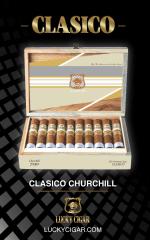 The House of Lucky Cigar Classico Churchill