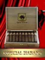 The House of Lucky Cigar Especial Habano Torpedo Box Press